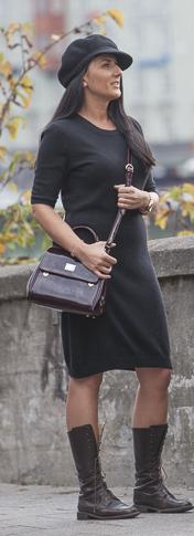 LINN- cashmere klänning