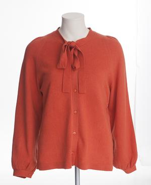 PARIS- Kofta/tröja med knyt