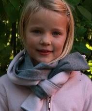ALICE-Halsduk, tvåfärgad